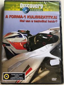 The Secret Life of Formula One - The Limit DVD 2006 A Forma-1 Kulisszatitkai - Hol van a technikai határ / Directed by James Castle / Discovery Channel (5998282103197)