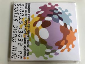 New Music Studio = Új Zenei Stúdió / Barnabás Dukay, Peter Eötvös, Zoltán Jeney, Zoltán Kocsis, László Sáry, László Vidovszky / Budapest Music Center Records Audio CD 2005 / BMC CD 116