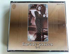 Karady-osszes 4-6 / Rózsavölgyi És Társa 3x Audio CD 2002 Mono / RÉTCD 27-29