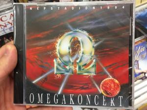 Népstadion 1994 - Omegakoncert - No. 1 / Mega Audio CD 1994 / 5991813778024