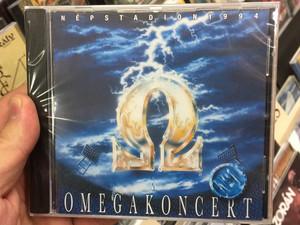 Népstadion 1994 - Omegakoncert - No. 2 / Mega Audio CD / 5991813777928
