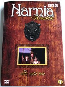 The Chronicles of Narnia - The Silver Chair DVD 1990 Narnia Krónikái: Az ezüst trón / BBC TV Series / Directed by Alex Kirby / Starring: David Thwaites, Camilla Power, Ailsa Berk (5996473001796)