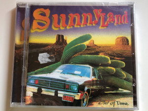 Sunnyland ‎– Out Of Time / in-akustik GmbH ‎Audio CD / INAK9055