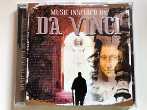 Music Inspired By Da Vinci / Sony BMG Music Entertainment ‎Audio CD 2006 / 82876822362