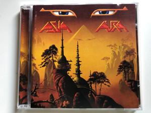 Asia – Aura / Recognition Records Audio CD 2000 / CDREC501