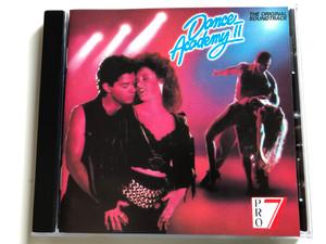 Dance Academy II – The Original Soundtrack / Edelton Audio CD 1989 / EDL 2708-2