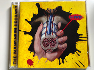The Mannheim Uroband – Autsch! / CNR Music Audio CD 1995 / 8800431