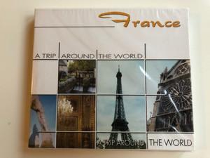 France - A Trip Around The World / Luxury Multimedia Audio CD 2005 / 2046082