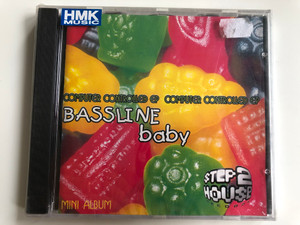 Computer Controlled EP - Bassline Baby / Step 2 House Records Audio CD / 560 0029 21