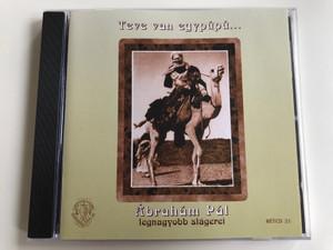 Teve Van Egypúpú... - Ábrahám Pál Legnagyobb Slágerei / Rózsavölgyi És Társa Audio CD 2005 Mono / RÉTCD 21