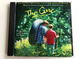 The Cure - Original Motion Picture Soundtrack / Music Composed & Conducted by Dave Grusin / Two boys found way to make one summer lost a lifetime / GRP Audio CD 1995 / GRP 98282