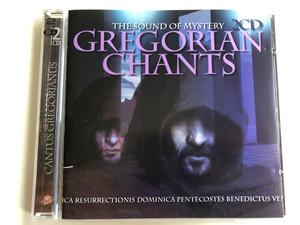 The Sound Of Mystery - Gregorian Chants / Jaba Music Exklusiv 2x Audio CD Stereo / JABA 26513