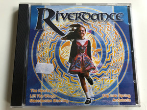 Riverdance / The Hearts Cry, Lift The Wings, Macedonian Morning, Slip Into Spring, Andalucia / Forever Gold Audio CD 2001 / FG127