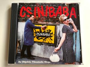 Csinibaba / Az Objektiv Filmstudio filmje / Bouvard & Pécuchet Records Audio CD 1996 / BMC CD 002