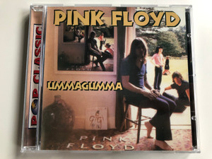 Pink Floyd – Ummagumma / Pop Classic / Euroton Audio CD / EUCD-0062