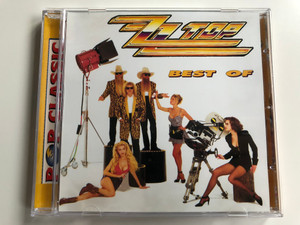 ZZ Top ‎– Best Of / Pop Classic / Euroton ‎Audio CD / EUCD-0074