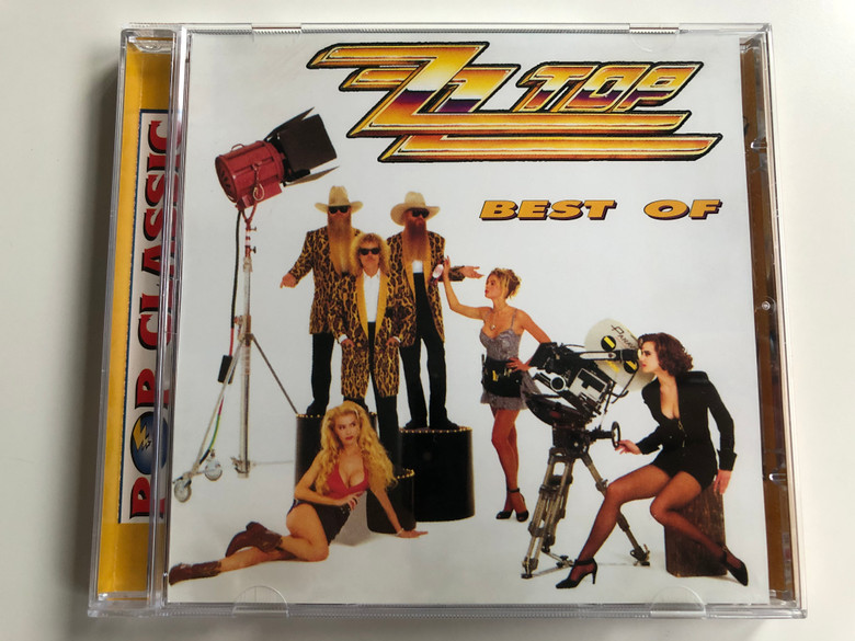 ZZ Top – Best Of / Pop Classic / Euroton Audio CD / EUCD-0074
