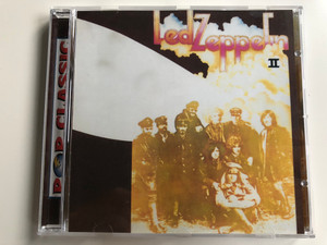 Led Zeppelin II / Pop Classic / Euroton ‎Audio CD / EUCD-0042