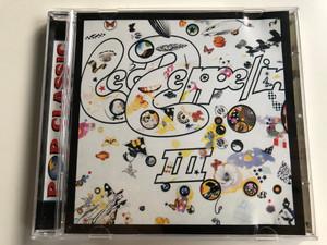 Led Zeppelin III / Pop Classic / Euroton Audio CD / EUCD-0043