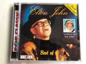 Elton John ‎– Best Of / Total Time: 73.58 / Pop Classic / Euroton Audio CD / EUCD-0046