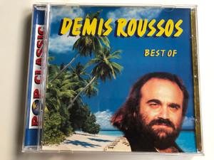 Demis Roussos – Best Of / Pop Classic / Euroton Audio CD / EUCD-0016