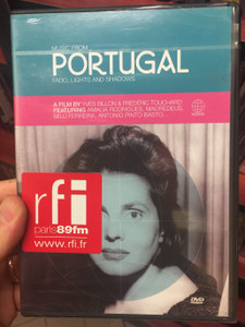 Music from Portugal DVD 2004 Fado, Lights and Shadows / Directed by Yves Billon & Frédéric Touchard / Featuring Amalia Rodrigues, Madredeus, Milu Ferreira, Antonio Pinto Basto (602498005187)