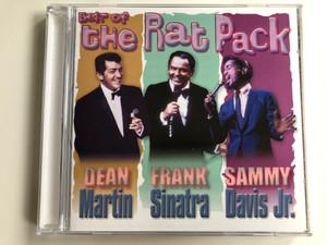 Best Of The Rat Pack - Dean Martin, Frank Sinatra, Sammy Davis Jr. / Sanctuary Records Audio CD 2002 / PLS CD 624