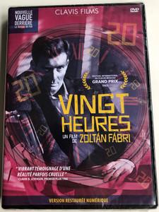 Vingt Heures DVD 1965 Twenty Hours (Húsz óra) / Directed by Zoltán Fábri / Starring: Páger Antal, János Görbe, Szirtes Ádám, Őze Lajos (3700246906834)
