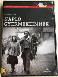 Napló gyermekeimnek DVD 1984 Diary for My Children / Directed by Mészáros Márta / Starring: Czinkóczi Zsuzsa, Anna Polony, Jan Nowicki, Szemes Mari (5999884681700)