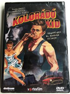 Kolorádó Kid DVD 2010 Colorado kid / Directed by Vágvölgyi B. András / Starring: Nagy Zsolt, Fullajtár Andrea, Gáspár Tibor, Jordán Adél (5999556580195)