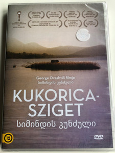 Simindis kundzuli DVD 2014 Kukoricasziget / Directed by George Ovashvili / Starring: İlyas Salman, Mariam Buturishvili / Corn Island (5999546337624)
