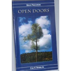 OPEN DOORS - Bible Doctrine Booklet [Paperback] by Carl H. Stevens Jr.
