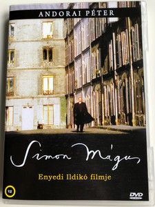 Simon Mágus DVD 1999 Simon, the Magician / Directed by Enyedi Ildikó / Starring: Andorai Péter, Julie Delarme, Halász Péter (5999882941240)