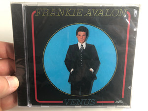 Frankie Avalon ‎– Venus / Unidisc Audio CD 1993 / SPLK-7159