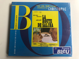 "''The Girl From Salina'' = ""La Route De Salina"" / Bande Originale Du Film De George Lautner / Disques Dreyfus ‎Audio CD 2003 / FDM 36257-2"