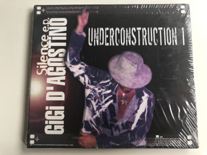 Silence E.P. Underconstruction 1 - Gigi D'Agostino ‎/ ZYX Music ‎Audio CD 2003 / ZYX 20676-2