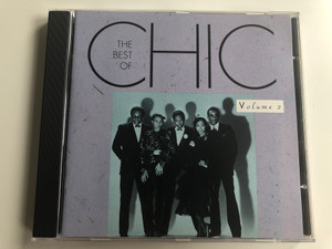 The Best Of Chic - Volume 2 / Rhino Records Audio CD 1992 / 8122-71086-2