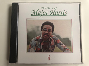 The Best Of Major Harris / Unidisc ‎Audio CD / SPLK 7204