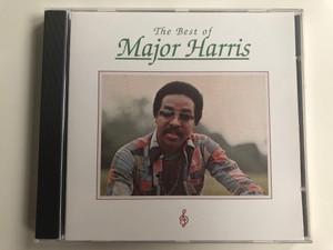 The Best Of Major Harris / Unidisc Audio CD / SPLK 7204