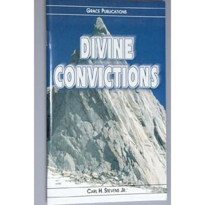 DIVINE CONVICTION - Bible Doctrine Booklet [Paperback] by Carl H. Stevens Jr.