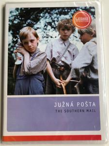 Južna Poštá DVD 1987 The Southern Mail / Directed by Stanislav Párnicky / Starring: Peter Zeman, Jiri Bartoska, Magda Vasaryova (8588003785350)
