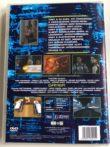 Gamer DVD 2001 / Directed by Patrick Levy / Starring: Saïd Taghmaoui, Camille de Pazzis, Alexis Loret (5996051840151)