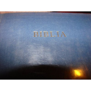Valogatas a Vizsolyi Bibliabol / Hungarian Bible / Biblia Magyar [Hardcover]