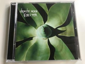 Depeche Mode – Exciter / Mute Audio CD 2001 / 724381024324
