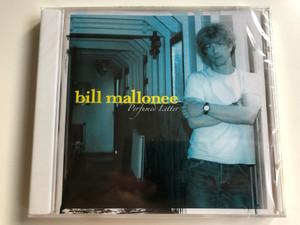 Bill Mallonee – Perfumed Letter / Paste Music Audio CD 2003 / PM09