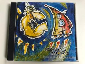 Kispál És A Borz – Holdfényexpressz / 3T Audio CD 1998 / 559 564-2