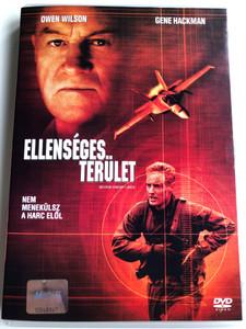 Behind enemy lines DVD 2001 Ellenséges Terület / Directed by John Moore / Starring: Owen Wilson, Gene Hackman, Joaquim de Almeida, David Keith (5996255708707)