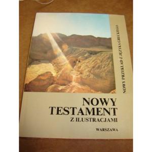 Polish Illustrated New Testament / Nowy Testament / Z Ilustracjami / Warszawa 1