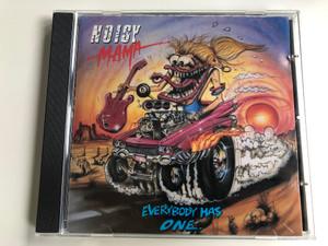 Noisy Mama – Everybody Has One / ATCO Records Audio CD 1991 / 91399-2
