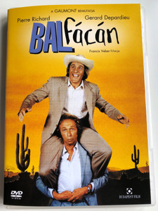 La Chévre DVD 1981 Balfácán / Directed by Francis Veber / Starring: Pierre Richard, Gérard Depardieu (5999544250673)